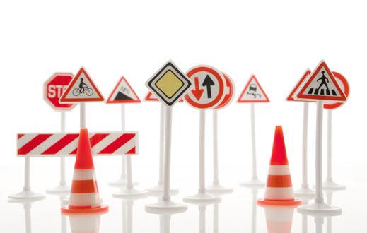 Proyectos de seguridad vial