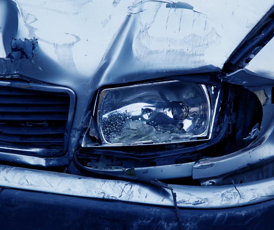 Análisis de las deformaciones de los vehículos implicados en un accidente de tráfico