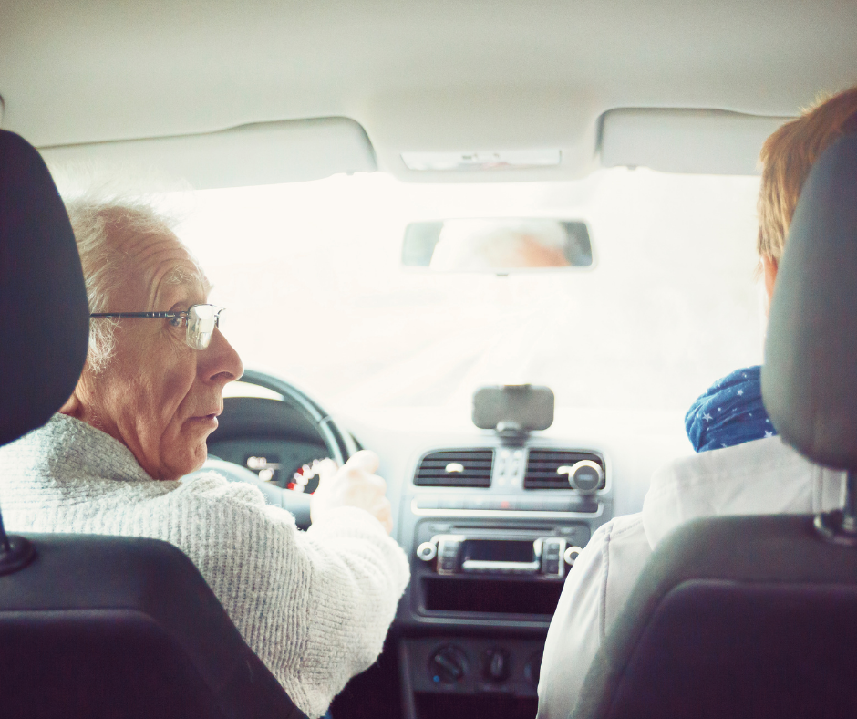 ¿Cómo influye la edad de los conductores en los accidentes de tráfico?